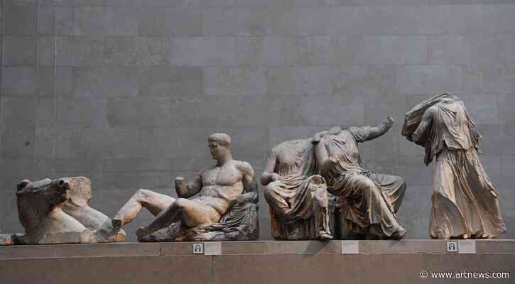 Prominent Lawyer Suggests That Officials Committed Fraud to Keep Elgin Marbles in England During 19th Century