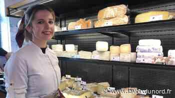 Bondues : Alice rêve de faire des merveilles au salon du fromage et des produits laitiers à Paris - La Voix du Nord