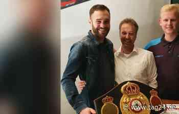 Meerane: Box-Weltmeister im Selfie-Fieber - TAG24