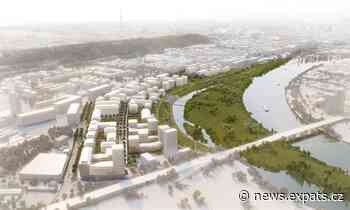 Plans for Prague's Rohanský ostrov include a park on a new island - Prague, Czech Republic - Expats.cz