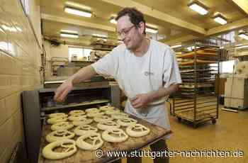 Holzgerlingen: Gute Brezeln, guter Bäcker, gute Inklusion - Böblingen - Stuttgarter Nachrichten