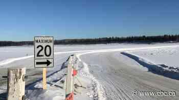 Fort Simpson lobbies for $2M Liard River bridge study - CBC.ca