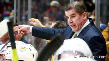 Laviolette named coach of Team USA for worlds