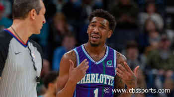 Hornets' Malik Monk suspended indefinitely for violating NBA's anti-drug program