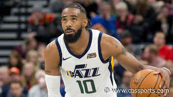Utah Jazz will move Mike Conley to the bench, Royce O'Neale back into starting lineup, per report