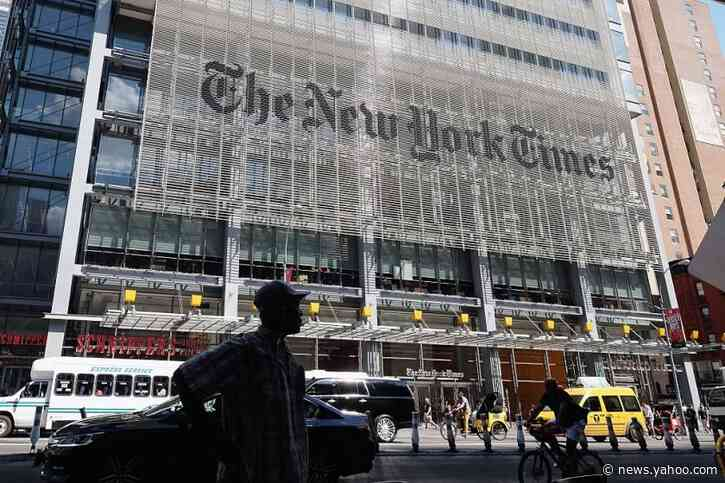 Trump campaign sues The New York Times over a 2019 Russia op-ed