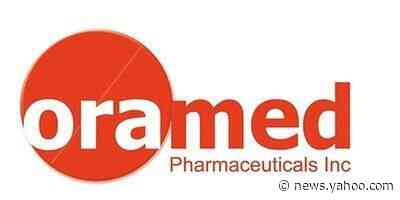 Oramed Pharmaceuticals Inc. Announces Proposed Public Offering of Common Stock