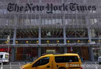 Trump campaign sues New York Times in libel lawsuit involving Russia coverage