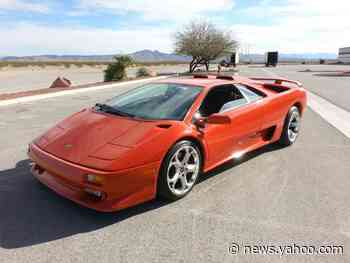 You Can Buy This LS3-Swapped '95 Lamborghini Diablo On Craigslist