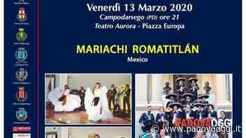 Al Cinema Teatro Aurora di Campodarsego il concerto del gruppo Mariachi Romatitlán - PadovaOggi