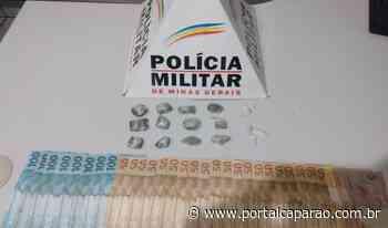 Rapaz é preso com drogas na rodoviária de Espera Feliz - Portal Caparaó