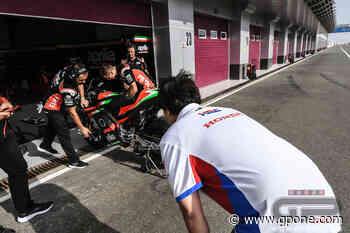 MotoGP, Honda in difficoltà va a scuola a Noale: HRC spia la nuova Aprilia - GPone
