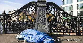 Obdachlosenhilfe lehnt Preis des Bezirks Mitte ab - Berliner Zeitung