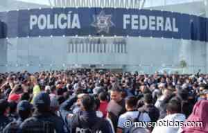 Vocero de Policía Federal denuncia agresión en su contra en Cocula - MVS Noticias