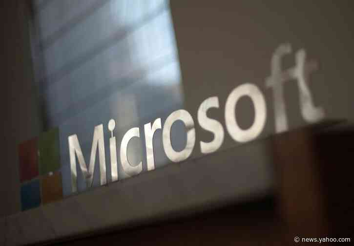 Microsoft expects financial hit from coronavirus spread