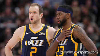 Jazz to bench Joe Ingles instead of Mike Conley, move Royce O'Neale back into starting lineup, per report