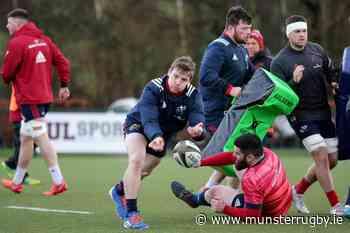 Gallery | Munster Prepare For Scarlets In Limerick - Munster Rugby