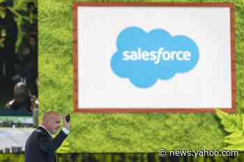 As Block exits, Salesforce forecasts it will surpass $20B in revenue in FY2021