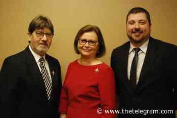 N.L. lieutenant-governor addresses Clarenville Rotary Club - The Telegram