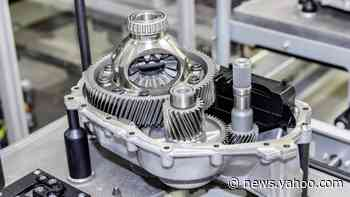 Volkswagen Shows Off 1-Speed Gearbox For MEB-Based EVs