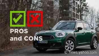 2020 MINI Cooper Countryman S E All4 Plug-In Hybrid: Pros And Cons