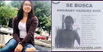 Localizan en Xochitepec a joven desaparecida en Puebla - Diario de Morelos