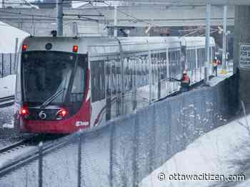 'Loose' overhead part paralyzes one LRT train, two others break down