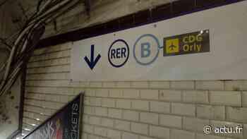 RER B : le trafic interrompu entre Aulnay-sous-Bois et Roissy-Charles-de-Gaulle - actu.fr