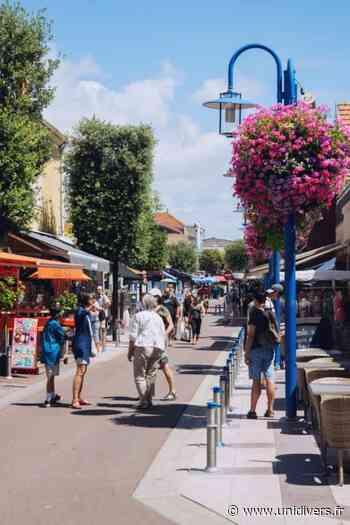 Braderie des commerçants Andernos-les-Bains 21 février 2020 - Unidivers