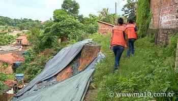 Defesa Civil monitora áreas de risco na área Itaqui-Bacanga - ma10.com.br