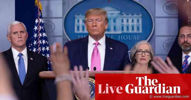 Coronavirus latest updates: Trump says risk to US 'very low' as authorities warn of escalation