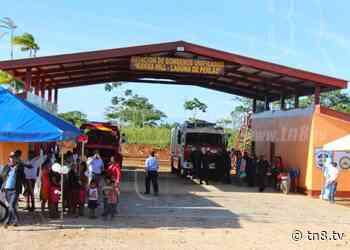 Kukra Hill y Laguna de Perlas cuentan con nueva estación de Bomberos - TN8 Nicaragua