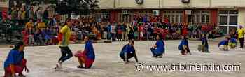 54 participate in kho-kho tourney - The Tribune India