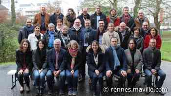 Municipales à Noyal-Châtillon. Sébastien Gueret présente sa liste - maville.com