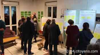 Réunion du Pacte Transition à la MJC de Nogent sur Marne - 94 Citoyens