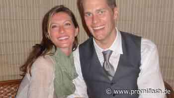 Elf Jahre verheiratet! Gisele Bündchen gratuliert ihrem Tom - Promiflash.de