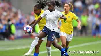 Quatre footballeuses des Girondins de Bordeaux appelées en équipe de France féminine, un record - France Bleu