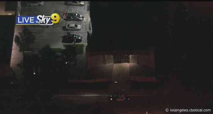 Police Search For Person Who Stole Hearse With Casket, Woman's Body In Back From Church Near Pasadena