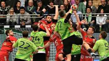 So lief das Westfalen-Derby zwischen dem TV Emsdetten und ASV Hamm-Westfalen | Hamm - Westfälischer Anzeiger