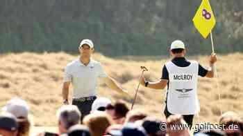 Rory McIlroy überholt Nick Faldo in Weltranglistenersten-Ranking - Golf Post