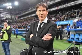 """Rudi Garcia (Lyon) : """"Pas tous les jours qu'on bat la Juventus"""""""