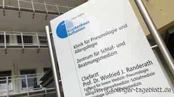 Trotz diverser Gerüchte: Noch keine Infektion mit Coronavirus in Solingen