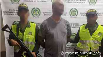 Capturado por propinarle múltiples heridas a un hombre oriundo de Puerto Berrío - Minuto30.com