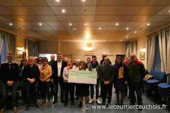 Octeville-sur-Mer. 8 230 euros collectés pour le Téléthon 2019 - Le Courrier Cauchois
