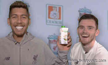 Must watch: Reds stars get creative for Chaokoh content shoot