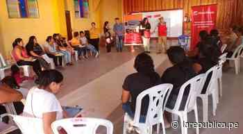 Piura: promueven alianzas público-privadas para emprendimiento en Sechura - LaRepública.pe
