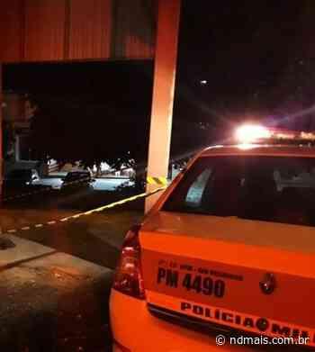 Duas pessoas são mortas em menos de seis horas em Rio Negrinho - ND Mais - Notícias