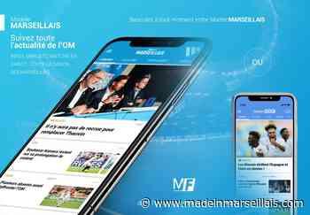 Mobile - Nouvelle application pour suivre l'OM sur votre smartphone