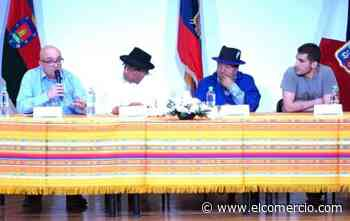 Otavalo y Cotacachi se unen para revitalizar el kichwa - El Comercio (Ecuador)