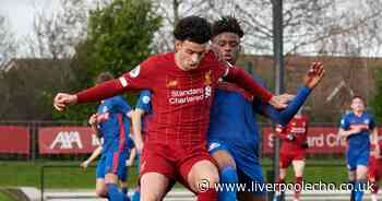 Liverpool coach outlines big test facing Curtis Jones and provides Neco Williams fitness update